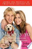 libro Marley Y Yo