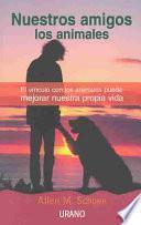 libro Nuestros Amigos Los Animales