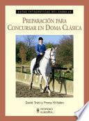 libro Preparación Para Concursar En Doma Clásica