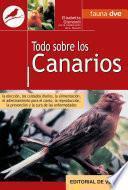 libro Todo Sobre Canarios