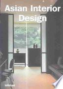 libro Asian Interior Design