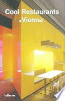 libro Cool Restaurants Vienna