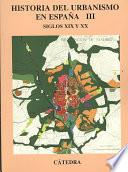 libro Historia Del Urbanismo En España