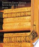 libro Tesoros Del Colegio Mayor De Nuestra Señora Del Rosario