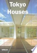 libro Tokyo Houses