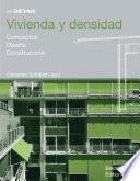 libro Vivienda Y Densidad