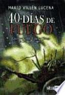 libro 40 Dias De Fuego