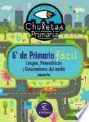 6o De Primaria Fácil. Libro De Contenidos