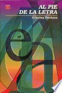 libro Al Pie De La Letra