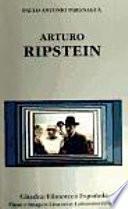libro Arturo Ripstein