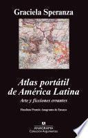 libro Atlas Portátil De América Latina.