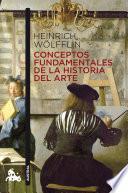 libro Conceptos Fundamentales De La Historia Del Arte
