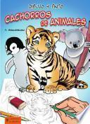 Dibujo Y Pinto Cachorros De Animales