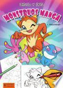 Dibujo Y Pinto Monstruos Manga