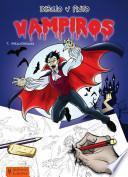 libro Dibujo Y Pinto Vampiros