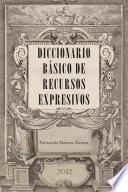 Diccionario Básico De Recursos Expresivos