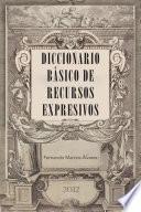 libro Diccionario Básico De Recursos Expresivos