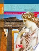 libro Etimologías Grecolatinas