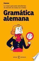 libro Gramática Alemana