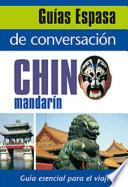 Guía De Conversación Chino Mandarín