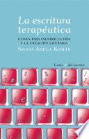 libro La Escritura Terapéutica