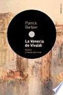 libro La Venecia De Vivaldi
