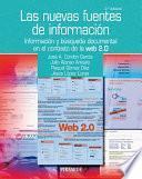 libro Las Nuevas Fuentes De Información