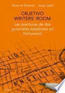 libro Objetivo Writers  Room