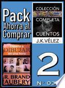 libro Pack Ahorra Al Comprar 2 (nº 034)
