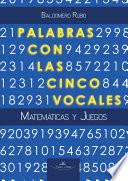 libro Palabras Con Las Cinco Vocales