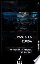 libro Pantalla Zurda