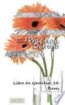 Práctica Dibujo   Libro De Ejercicios 14: Flores