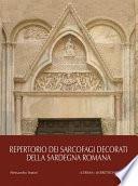 libro Repertorio Dei Sarcofagi Decorati Della Sardegna Romana