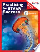Time For Kids® Practicing For Staar Success: Reading: Grade 5 (spanish Version)