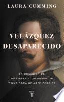 libro Velázquez Desaparecido