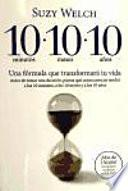 libro 10 Minutos, 10 Meses, 10