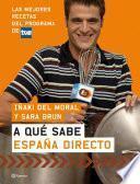 libro A Qué Sabe España Directo