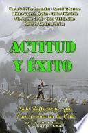 libro Actitud Y Éxito