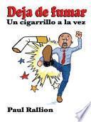 libro Deja De Fumar