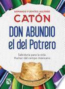 libro Don Abundio, El Del Potrero