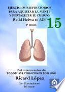 libro Ejercicios Respiratorios Para Aquietar La Mente Y Fortalecer El Cuerpo Reiki Heiwa To Ai ®