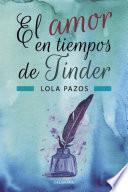 libro El Amor En Tiempos De Tinder