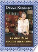 libro El Arte De La Cocina Mexicana