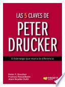 libro Las 5 Claves De Peter Drucker
