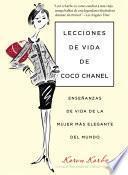 libro Lecciones De Vida De Coco Chanel