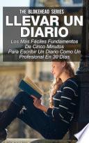 Llevar Un Diario
