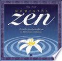 libro Momentos Zen