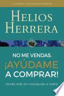 libro No Me Vedas ¡ayúdame A Comprar!