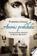 libro Amores Prohibidos