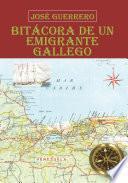 libro BitÁcora De Un Emigrante Gallego